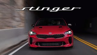 2018 Kia Stinger Review - Game Changer