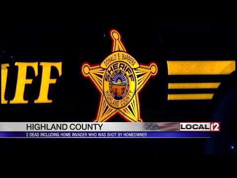 911 calls released from Highland County home invasion that led to fatal shooting