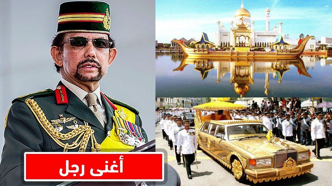 شاهد كيف يعيش الرجل الأكثر ثراءًا على وجه الأرض !!