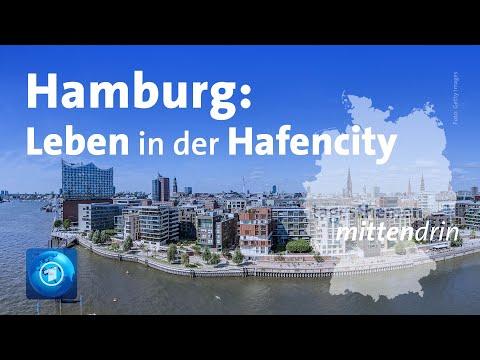 Hamburg: Leben in der Hafencity | tagesthemen mittendrin