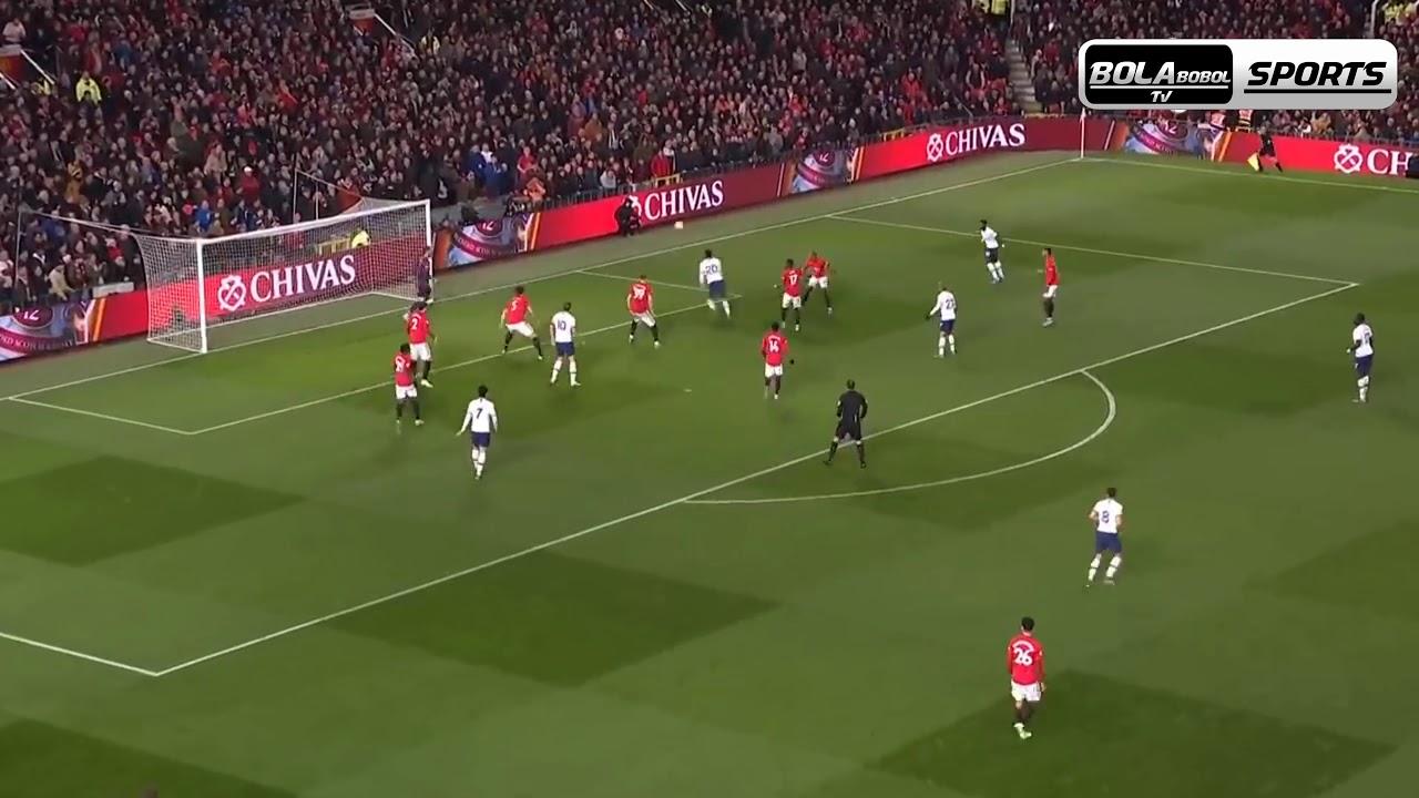 Tottenham hotspur Vs Manchester United 2020 - YouTube