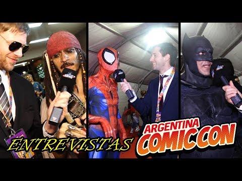 Argentina comic con