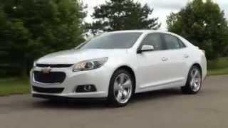 2015 Chevrolet Malibu How To Auto Stop Start