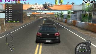 Need For Speed: Pro Street Gameplay PC (HD)