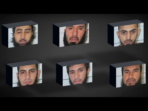 UK police: Terror plot failed