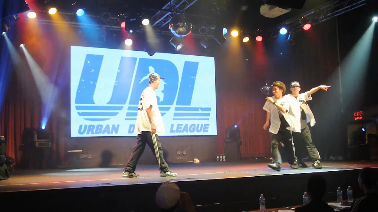 Stryke Force Ent and XYZ Boyz Urban Dance League performance!!!!!!!!