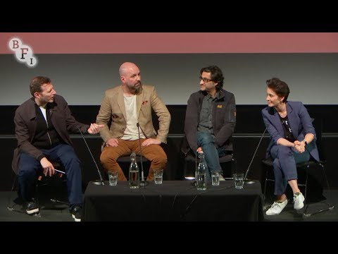 Vicky McClure, Asif Kapadia and Johnny Harris  Working Class Heroes at the BFI