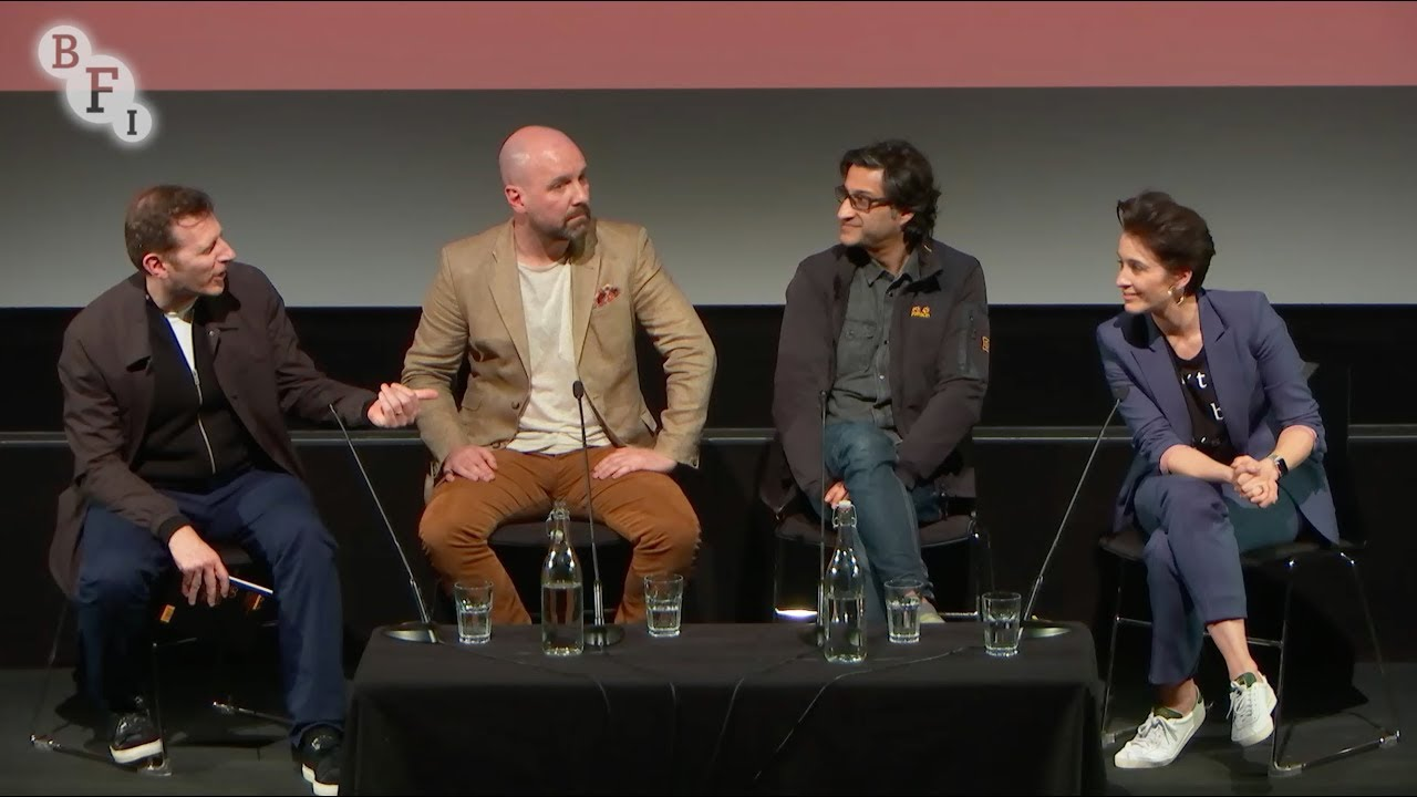 Vicky McClure, Asif Kapadia and Johnny Harris | Working Class Heroes at the BFI