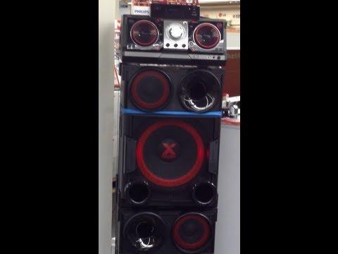 LG X-BOOM CM9730 - SOUNDTEST