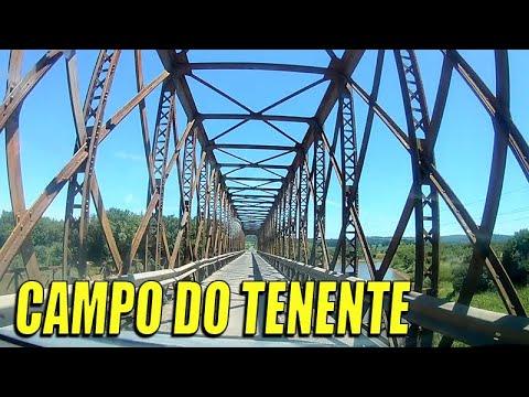 Campo do Tenente, mais uma cidadezinha Top do Paraná