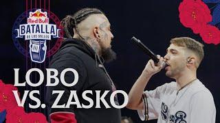 LOBO ESTEPARIO vs ZASKO MASTER - Octavos | Red Bull Internacional 2019