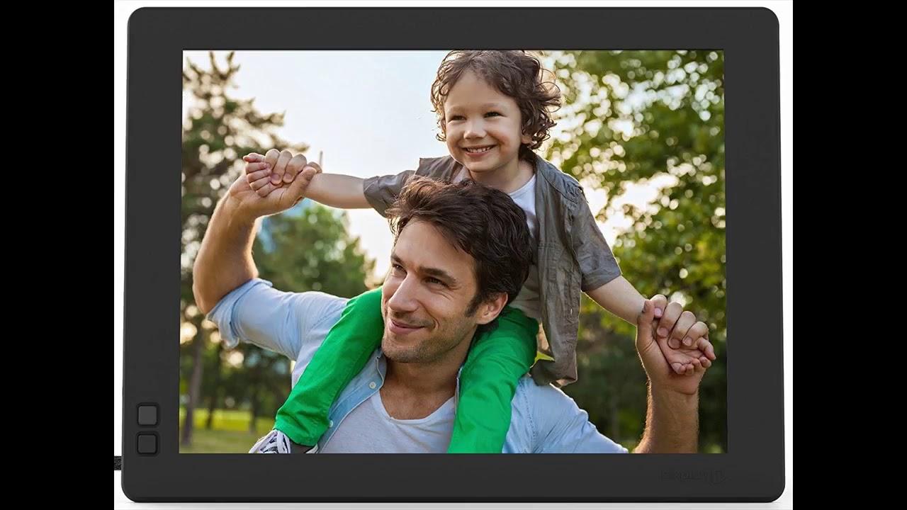 Best Digital Photo Frames 2018 - Why buy a digital photo frame - YouTube