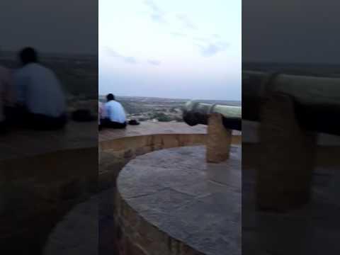 Jaisalmer Killa view city