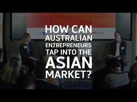 How can Australian enterpreneurs tap into the Asian market? - Laura Anderson