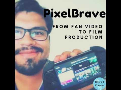 Episode 20: Pixelbrave,