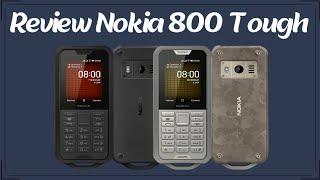 #مراجعات_رائد مراجعتي لـ أهم مزايا جهاز Nokia 800 Tough