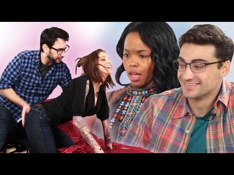 Porn Stars Teach Couples Sex Moves