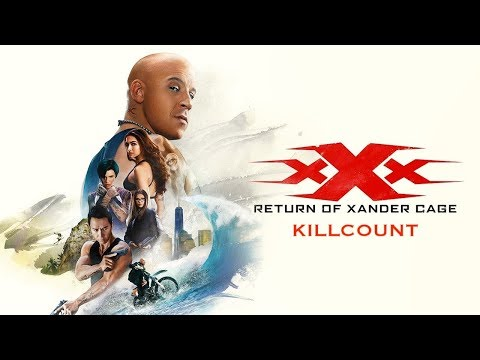 xXx: The Return of Xander Cage (2017) Ultimate killcount