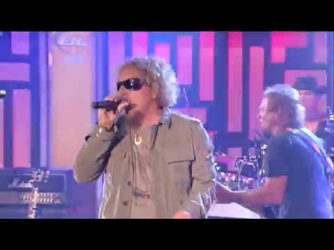 Chickenfoot - Sexy Little Thing (Live Jimmy Kimmel) HD