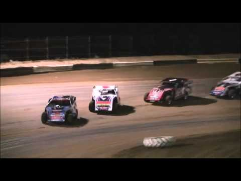 Modified Feature @ Fayette Co Speedway 5/19/14