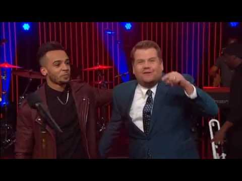 Aston Merrygold - The Late Late Show with James Corden