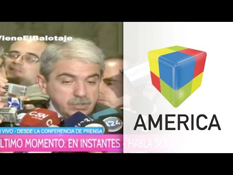 Habló Aníbal Fernández y culpó a Lanata