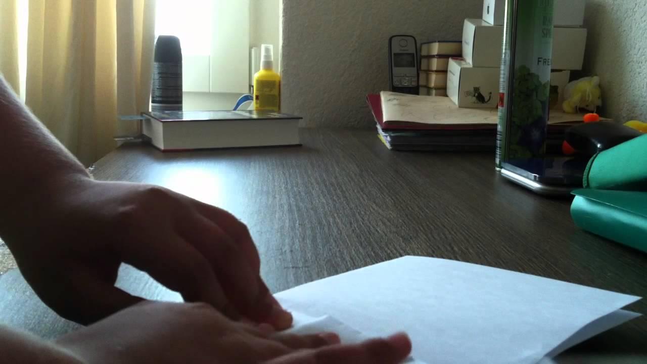 hut basteln papierhut falten anleitung youtube. Black Bedroom Furniture Sets. Home Design Ideas