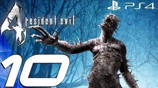 Resident Evil 4 (PS4) - Gameplay Walkthrough Part 10 - The Regenerators [1080P 60FPS]