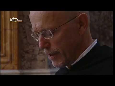 Messe pour l'ouverture du chapitre général de l'Ordre des Augustins
