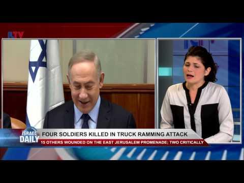 Sharren Haskel, Knesset Member, Likud - Jan. 08, 2017