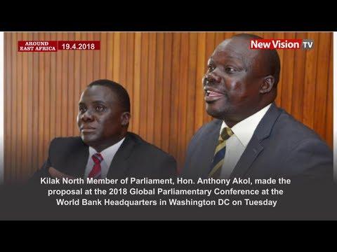Around East Africa: Ugandan MP inspires new World Bank strategy