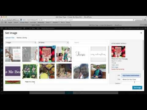 Using Impreza's Visual Editor