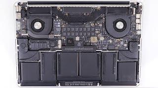 MacBook Pro öffnen - Lüfter reinigen & Staub entfernen (2009-2017)
