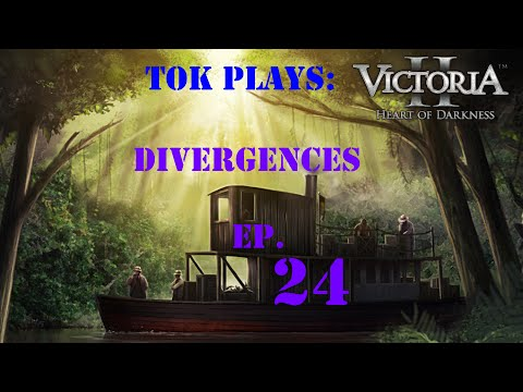 Tok plays Vic 2: Divergences - Ep. 24 - Hafsid Puppeteering