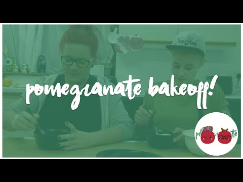 Pomegranate Bakeoff!