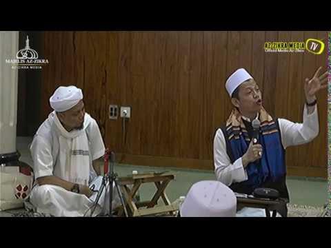 Halaqoh shubuh bersama KH. Aby Halim Al-Qorny di Masjid Az-Zikra Sentul Bogor