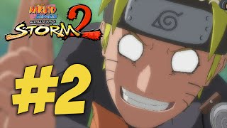 Payback is a BITCH Kakashi Sensei! | Naruto Shippuden: Ultimate Ninja Storm 2 (PART #2)