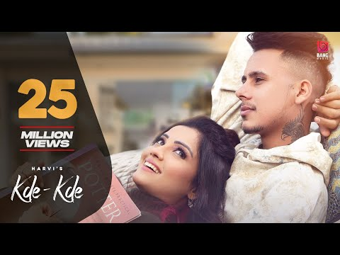 Kde – Kde (Official Video): Harvi | Adaa Khan | Harmony |Bang Music | Latest Punjabi Songs 2021