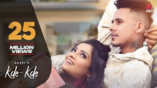 Kde - Kde (Official Video): Harvi | Adaa Khan | Harmony |Bang Music | Latest Punjabi Songs 2021