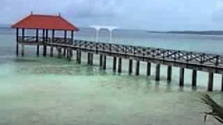 Panorama Bau-bau Sulawesi Tenggara.
