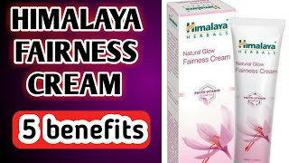 Himalaya Herbal Fairness Cream Review : 5 benefits of himalaya fairness cream | Best fairness cream
