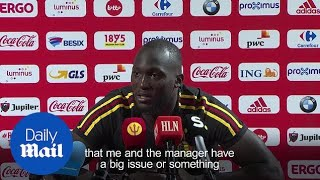 Romelu Lukaku on Mourinho: Our relationship is perfect