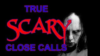 3 TRUE SCARY Close Calls | Stranger Invited In/Pizza Delivery Creepers/Back Door Lurker