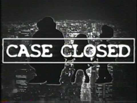 Closed case Adult swim