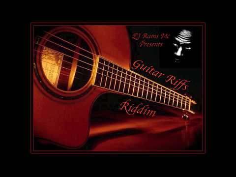 Guitar Riffs Riddim - Instrumental Dancehall (Ej Rams Records)