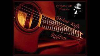 Dancehall Instrumental - GUITAR RIFFS RIDDIM (Official Audio)