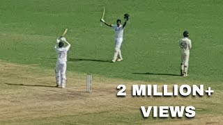 Ravichandran Ashwin Century Moment Live from Chepauk MAC INDIA vs ENGLAND 2nd Test match 2021