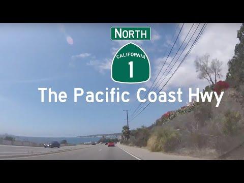 CA 1 North - The Pacific Coast Highway - Santa Monica to Oxnard