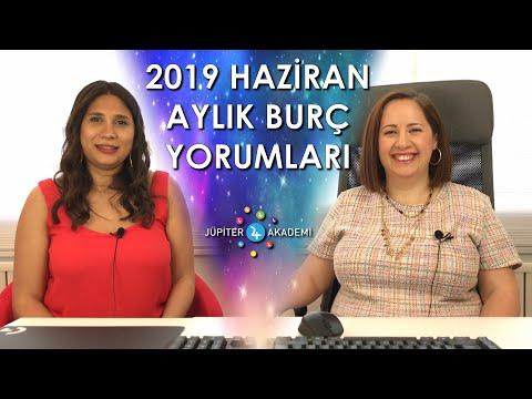 2019 Haziran Aylık Burç Yorumları