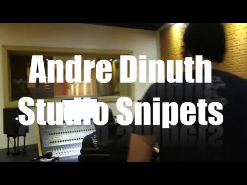 Andre Dinuth - Studio Snipets - Adera (2017)